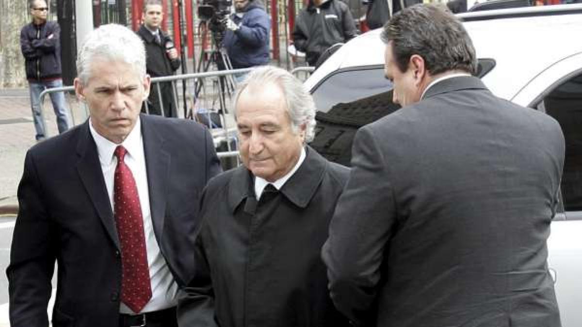 Así fue la mayor estafa de la historia: la vida de Bernard Madoff